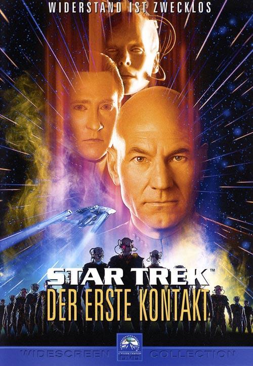 Star Trek: Der erste Kontakt (DVD)