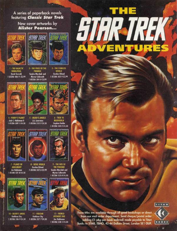 Star Trek Adventures (Titan)
