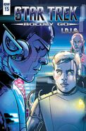 Star Trek Boldly Go, issue 15