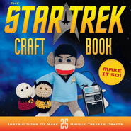 Star Trek Craft Book cover