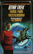 Time for Yesterday original cover