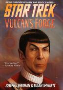 Vulcans Forge novel