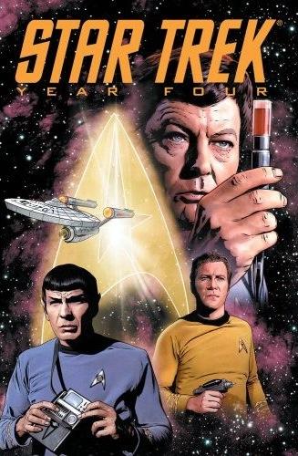 Star Trek: Year Four (omnibus)