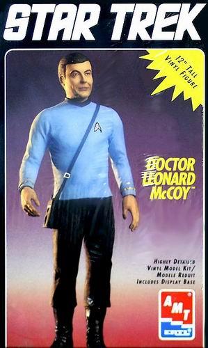 AMT Model kit 8774 Doctor Leonard McCoy 1994.jpg