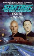 Exiles TNG novel cover