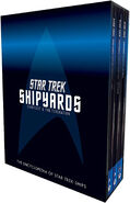 Star Trek Shipyards Starfleet and the Federation Box Set