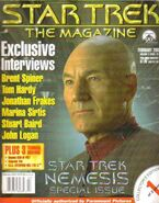 Star Trek The Magazine volume 3 issue 10 cover 1