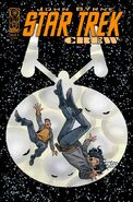 Crew issue 5 cover