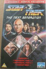 TNG Tapestry Birthright Starship Mine UK rental video cover.jpg