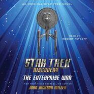 The Enterprise War audiobook cover