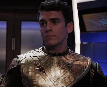Captain Danby Connor