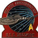 Eaglemoss Fansets USS Discovery pin.jpg