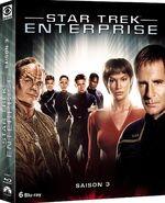 Enterprise, blu-ray, saison 3, 2014