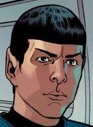 IDW Publishing, Spock (ALT)
