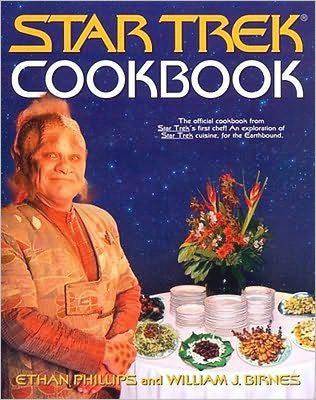 Star Trek Cookbook