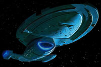 The USS Voyager