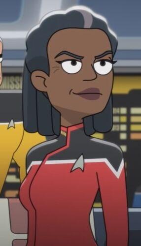 Carol Freeman in 2380