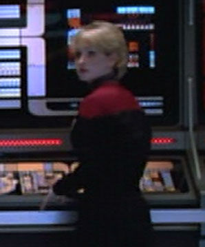 ... as a Voyager officer