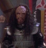 Holographic training Klingon 1, 2370