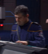 ISS enterprise relief helm officer