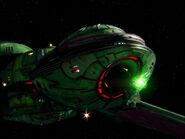 Klingon Bird-of-Prey, forward torpedo-2