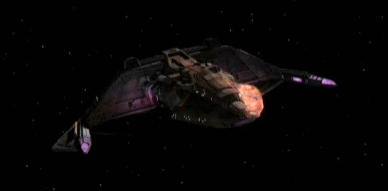 Kobali starship