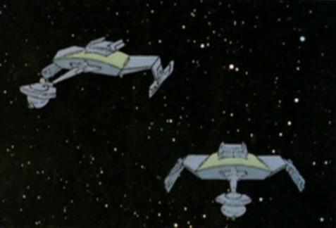 Kuri's battle cruiser