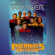 Pathways audiobook cover, digital edition