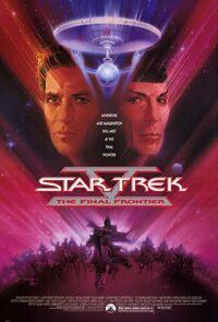 Star Trek V The Final Frontier 1989