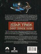 The Making of Star Trek Deep Space Nine back cover