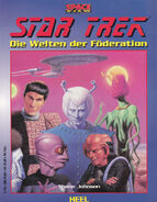 The Worlds of the Federation German cover