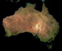 Kontynent Australii