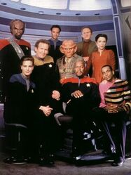 DS9 Crew Staffel 5