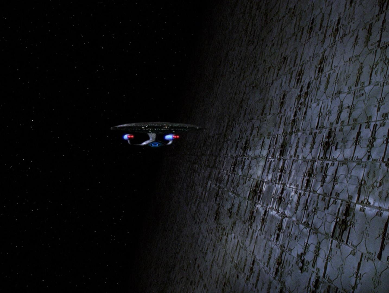 Besuch von der alten Enterprise