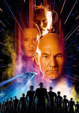 Звёздный путь VIII: Первый контакт
