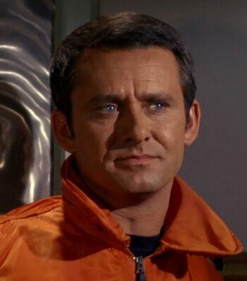 Captain John Christopher