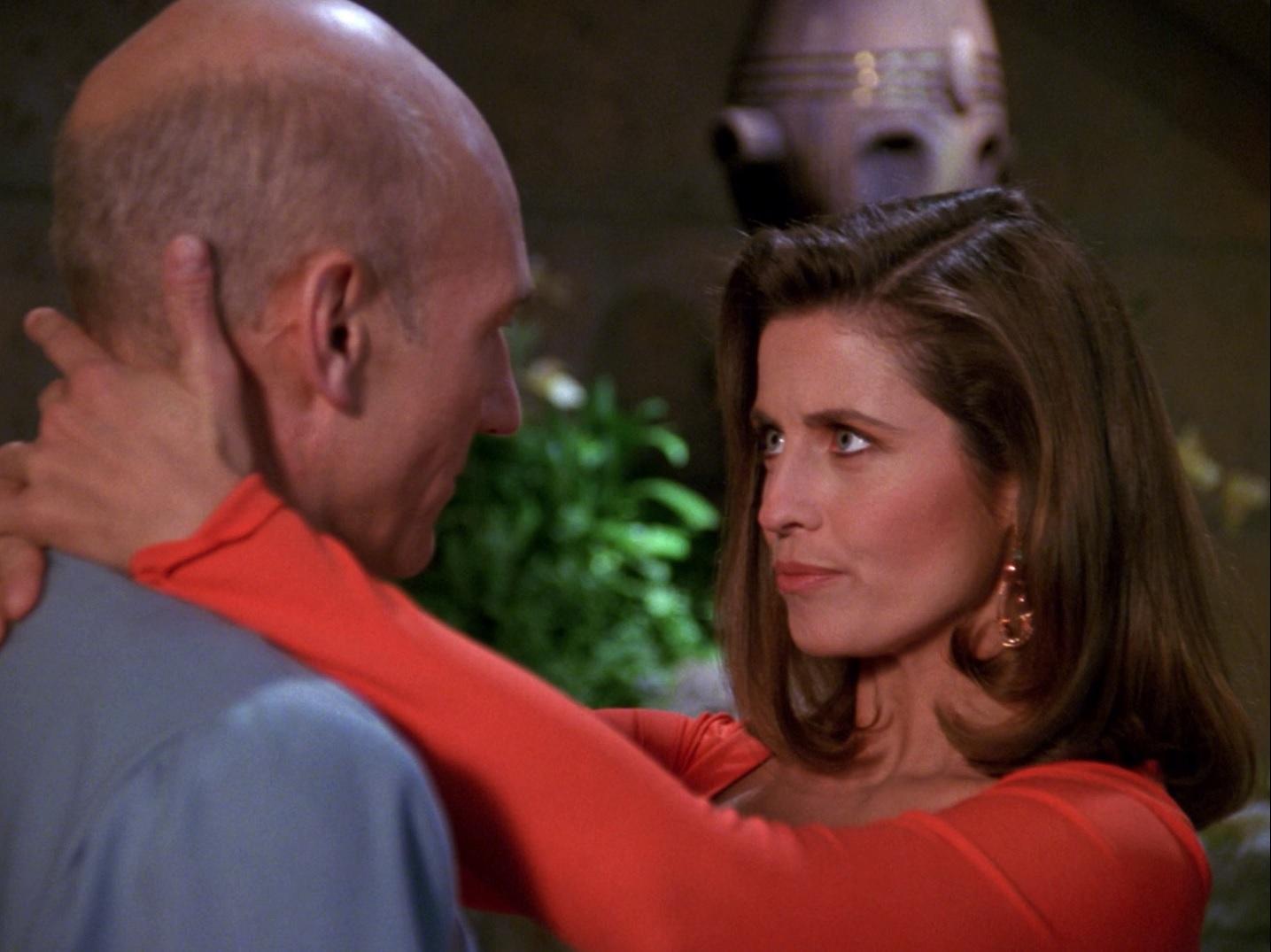 Picard macht Urlaub