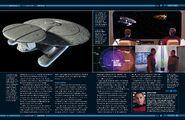 Star Trek Shipyards Starfleet Ships 2294 to the Future 2nd ed, pp. 86-87 spread