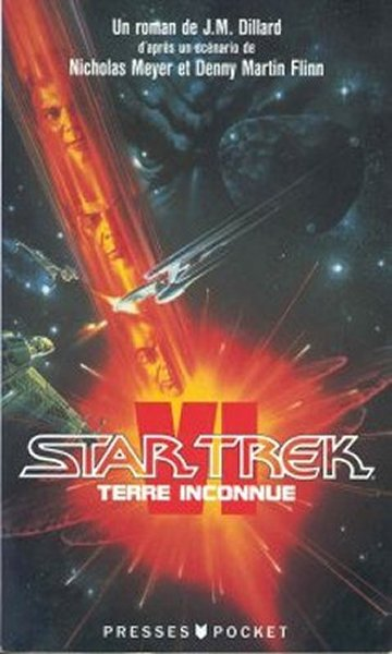 Star Trek VI: The Undiscovered Country (roman)