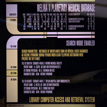 Melina II planetary medical database.jpg