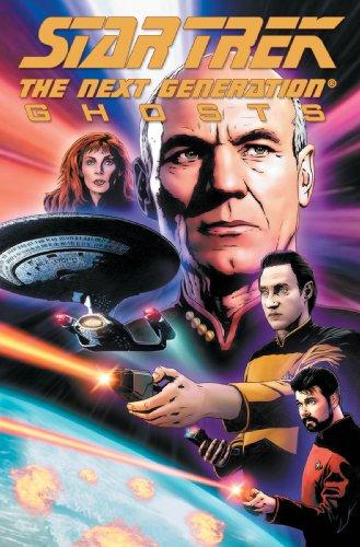 Star Trek: The Next Generation - Ghosts (omnibus)