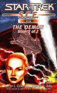 The Demon, Book 2 - eBook cover