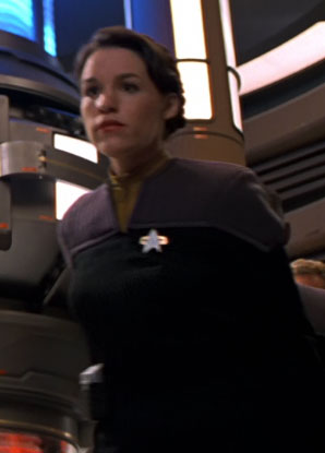 Unnamed USS Enterprise (NCC-1701-E) personnel