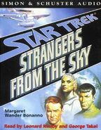Strangers from the Sky audiobook rerelease