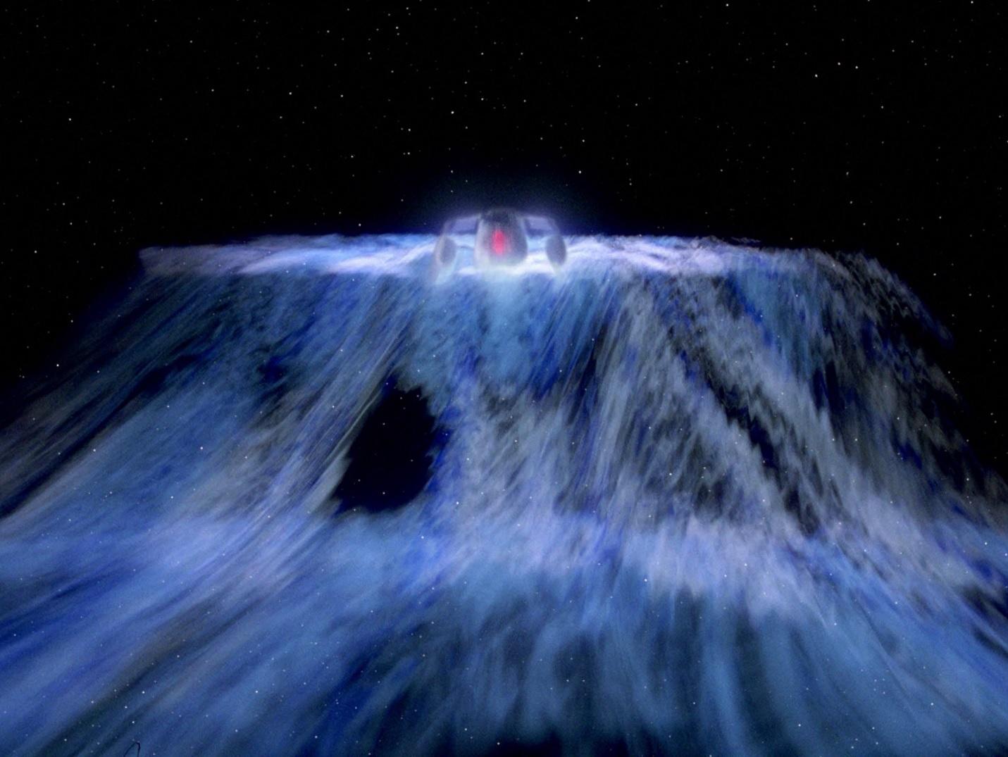 Die Soliton-Welle