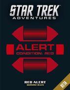 Star Trek Adventures - Red Alert cover