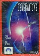 Star Trek Generations Video 8 cover