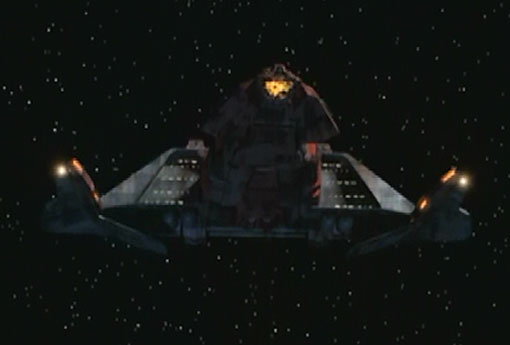 Annari warship (2377)