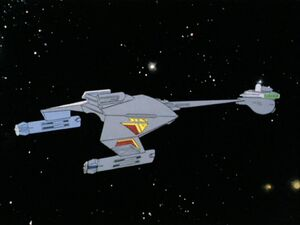D7 class, Romulan variant