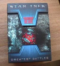 Star Trek - Greatest Battles